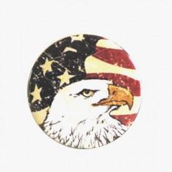 bijou de foulard coeur USA