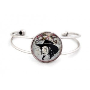 Bracelets fantaisie, country, biker, pin up