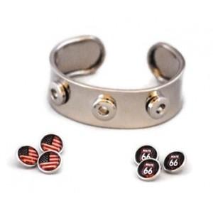 bijoux mini-pression